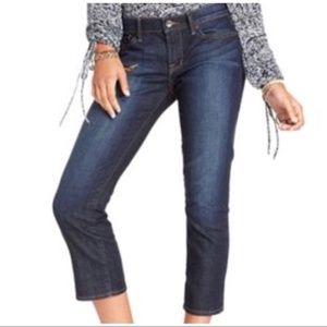 Lucky Brand Size 26 Straight Leg Crop Pants